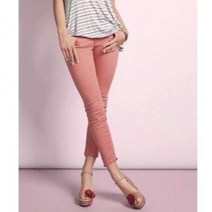 Cabi Skinny Jeans in Brick Dust